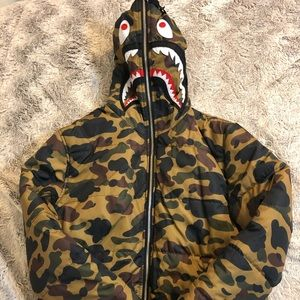 Bathing Ape Jacket